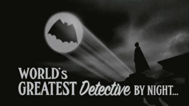 Así sería el Batman de Tim Burton como una película de los años 40