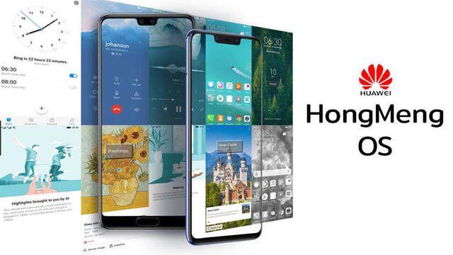 Hongmeng OS, el sistema operativo móvil de Huawei, sería más rápido que Android