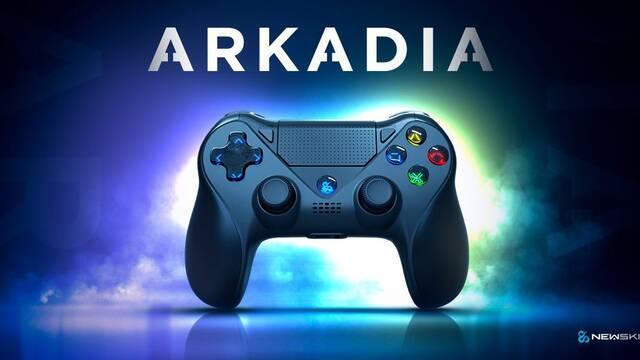 Newskill Arkadia: el mando con bluetooth y autonomía de 7 horas para PS4, Switch y PC