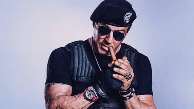 Stallone quiere acción: El actor prepara Los Mercenarios 4