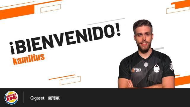 """x6tence ficha a """"kamilius"""" como respuesta a los """"malos resultados"""" en la Superliga Orange"""