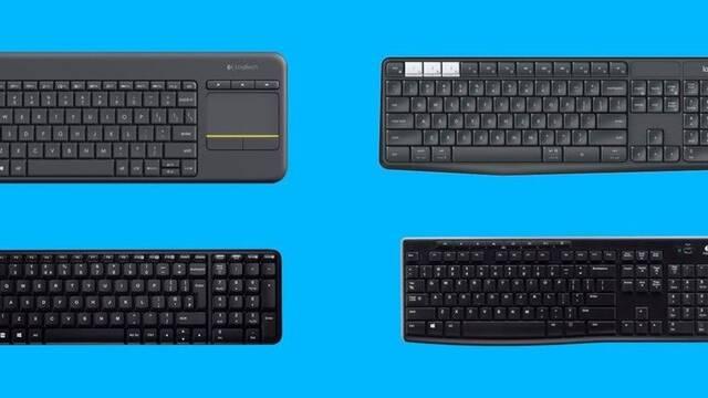 Los teclados y ratones inalámbricos de Logitech sufren problemas de seguridad