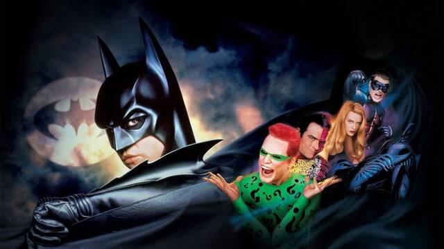 Batman Forever: Así iba a ser la oscura y compleja versión extendida de Joel Schumacher