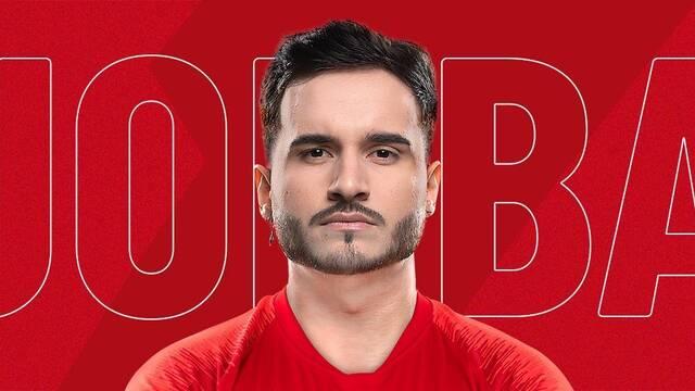 Jonba es el nuevo jugador de Valorant de Vodafone Giants