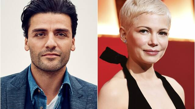 Oscar Isaac y Michelle Williams protagonizarán Scenes from a Marriage