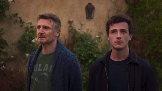 Liam Neeson y Micheál Richardson protagonizan el drama Made in Italy