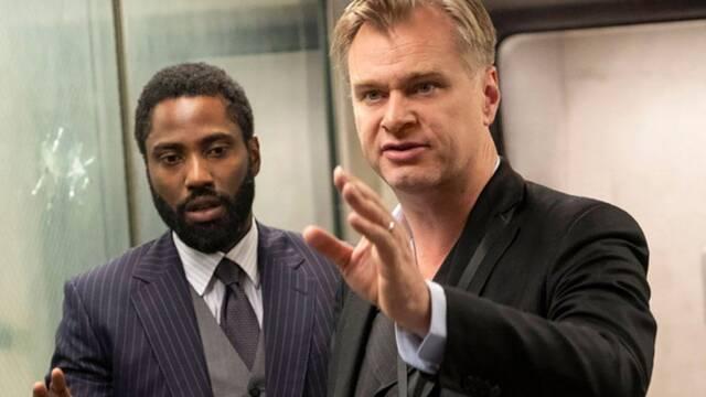 Christopher Nolan: 'Estrenar Tenet en verano no es una cuestión de dinero'