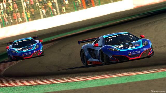 MSi eSports consigue el segundo puesto en las 24h de Spa de iRacing
