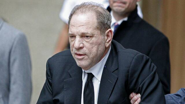 Caso Weinstein: Las víctimas creen que el fondo de indemnización es una farsa