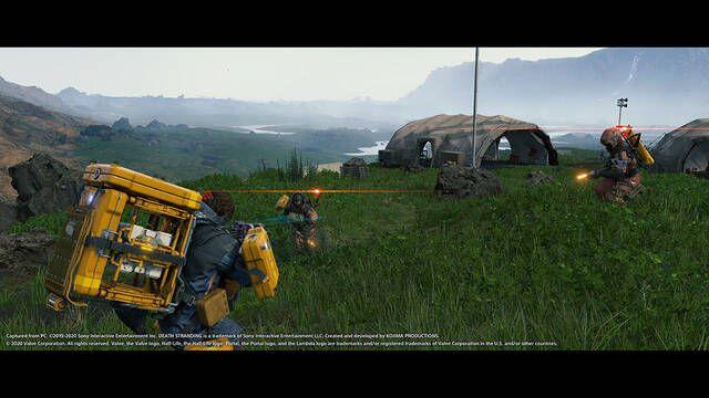 Así se ve Death Stranding con Nvidia DLSS 2.0