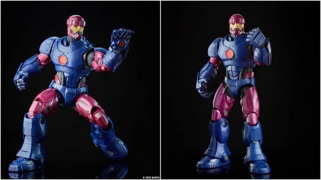 Marvel y Hasbro lanzan la figura de acción más grande de X-Men jamás realizada