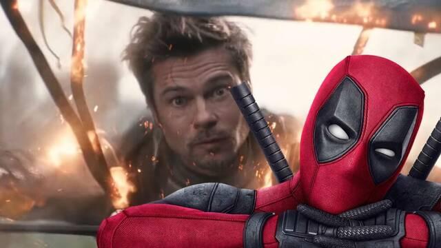 Deadpool 2: Ésta es la historia sobre el cameo de Brad Pitt como Vanisher