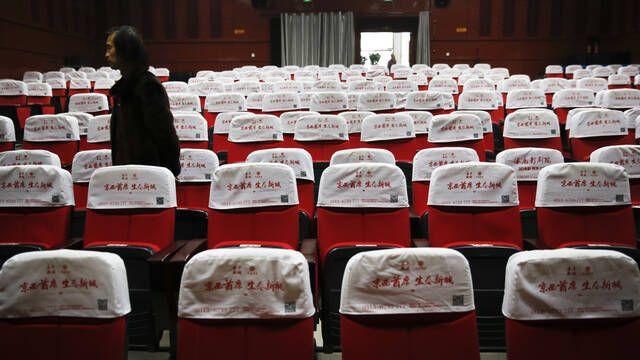 China reabrirá todos sus cines el próximo 20 de julio