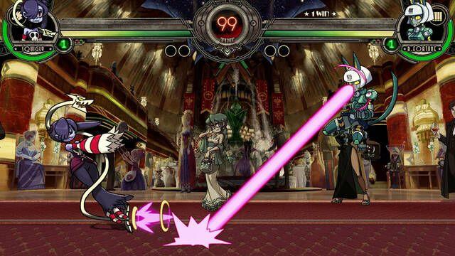 Skullgirls: 2nd Encore tendrá 1.525 luchadores siendo el juego más popular del EVO Online