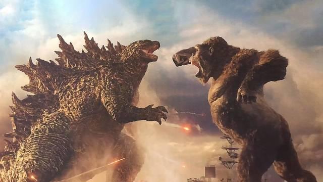 Godzilla vs Kong: Así es su impresionante primera imagen oficial