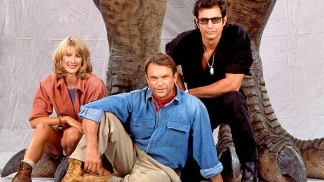 Jurassic World 3: Laura Dern, Jeff Goldblum y Sam Neill tendrán importancia en la trama