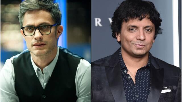 Gael García Bernal protagonizará lo nuevo del director M. Night Shyamalan