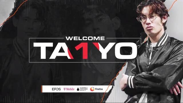 Ta1yo ficha por los SF Shock y se convierte en en primer japonés en la Overwatch League