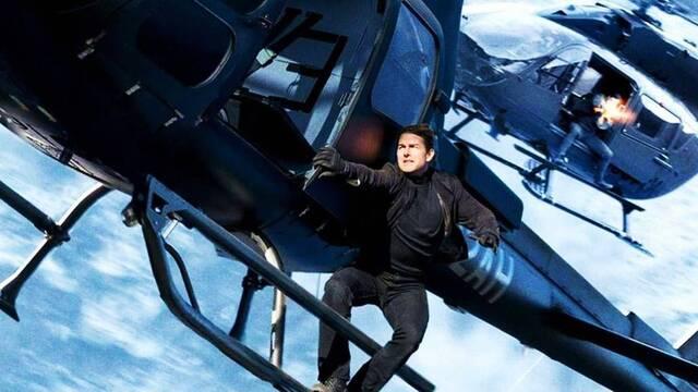 Tom Cruise va en helicóptero a almorzar porque es Tom Cruise