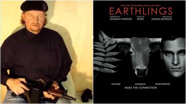 Un documental de Joaquin Phoenix fue el causante de la crisis con rehenes vivida en Ucrania