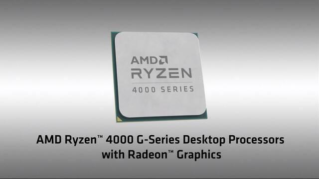 AMD desvela los procesadores de la serie Ryzen 4000