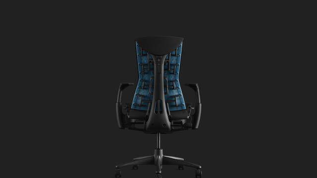 Logitech y Herman Miller anuncian una silla para gamers de 1276 euros