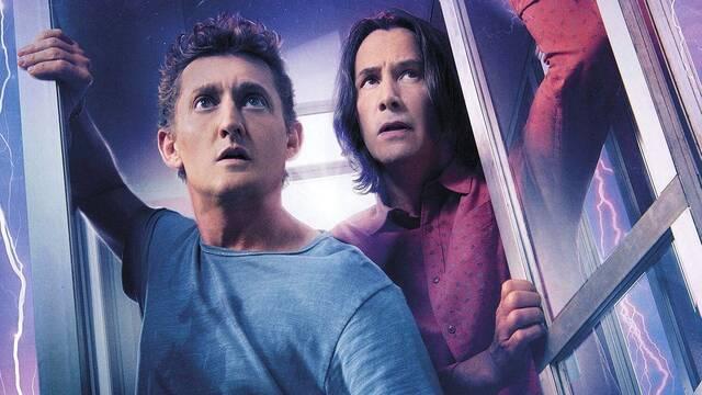 Bill & Ted 3 se estrenará tanto en cines como en VOD en septiembre