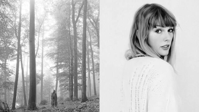 Taylor Swift publicará esta noche su nuevo disco, 'folklore'