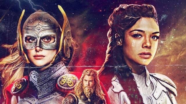 'Thor: Love & Thunder' será una película muy romántica según su director