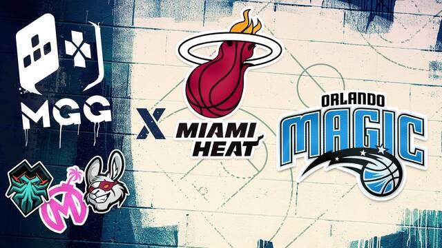 Misfits Gaming amplía su acuerdo con los equipos de la NBA Miami Heat y Orlando Magic