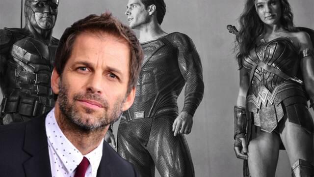 Liga de la Justicia: Snyder explica el traje negro de Superman y confirma que no usará planos de Joss Whedon