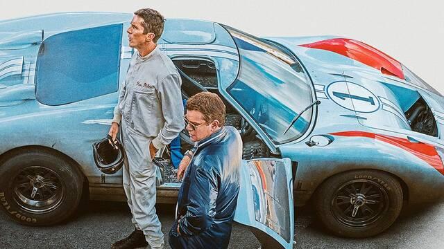 Brad Pitt y Tom Cruise casi protagonizan 'Ford vs Ferrari' (Le Mans 66)