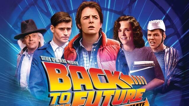 Regreso al futuro: Así será su edición remasterizada 4K que llegará en octubre