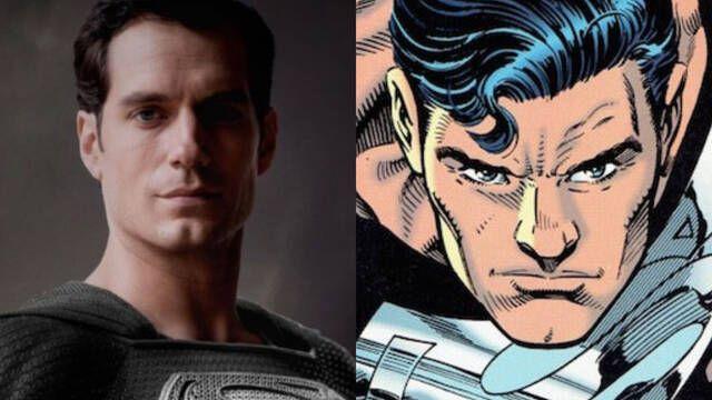 El autor del traje negro de Superman apoya la versión y la visión de Zack Snyder