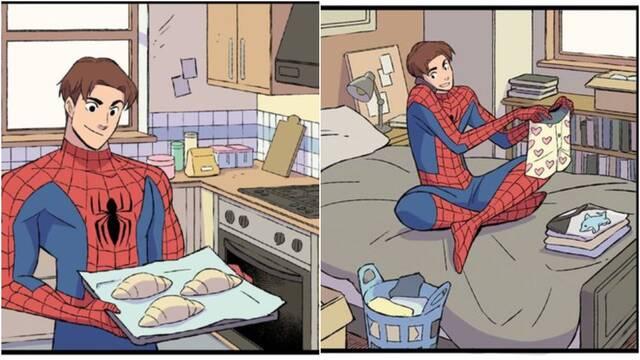 Marvel presenta Heroes at Home: Los superhéroes también hacen cuarentena