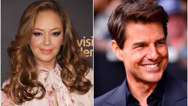 Leah Remini carga contra Tom Cruise y su fachada de 'buen chico'