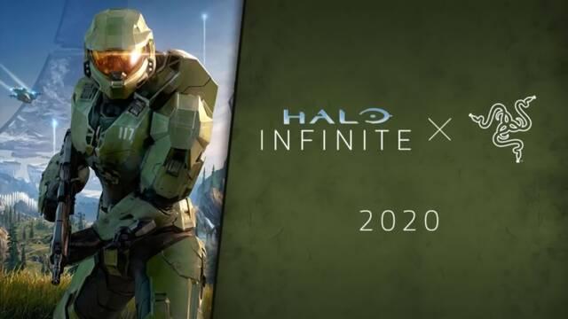 Halo Infinite tendrá periféricos gaming para PC y Xbox de la mano de Razer