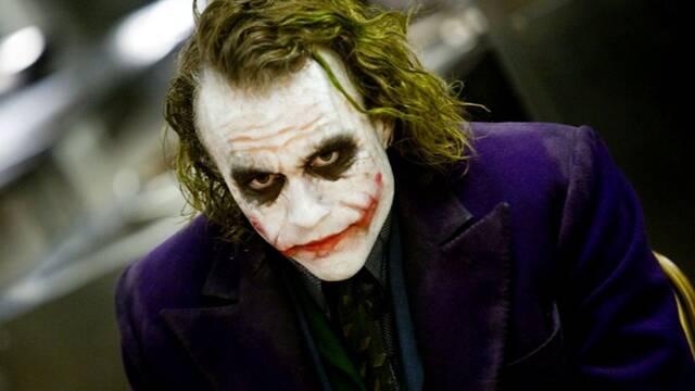 The Dark Knight: Warner Bros. quería historia de origen para el Joker de Ledger