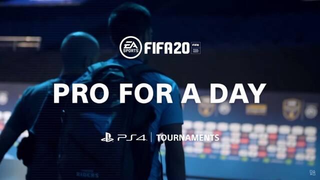 FIFA 20 PS4: Pro For a Day, un torneo donde podrás representar a los grandes clubes