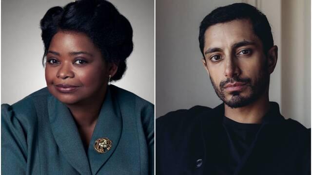 Octavia Spencer y Riz Ahmed juntos en Invasion, thriller de ciencia ficción