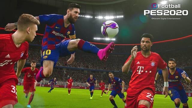 eFootball.Pro Cup, el nuevo torneo de PES 2020 con 10 clubes de fútbol y 250.000 €en premios