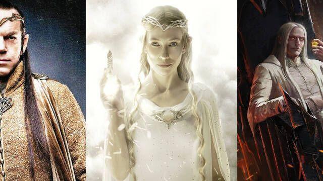 Rumor: Sauron, Galadriel y Elrond tendrían presencia en 'El Señor de los Anillos' de Amazon