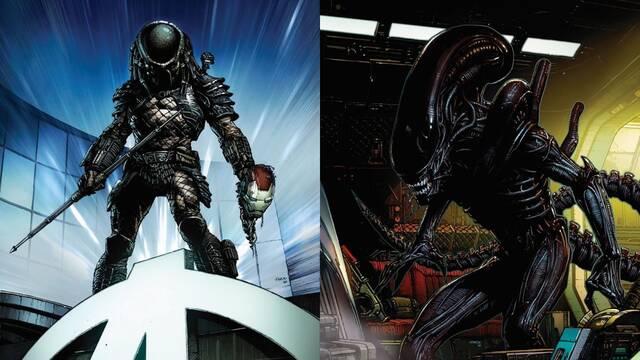 Marvel se hace con los derechos de Alien y Predator