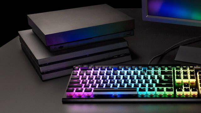 HyperX presenta su nuevo teclado mecánico para jugadores: Alloy Elite 2