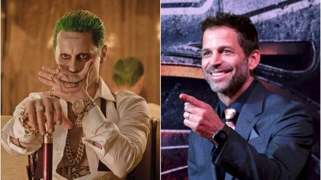 Zack Snyder se declara fan del Joker de Jared Leto en Escuadrón Suicida