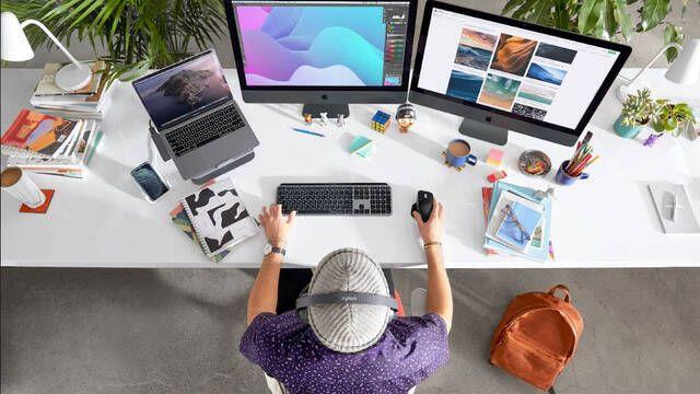 Logitech anuncia hoy el lanzamiento del ratón MX Master 3 y el teclado MX Keys para Mac