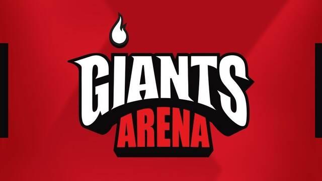 Giants Arena, una división de Vodafone Giants para organizar torneos para su comunidad