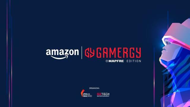 Amazon GAMERGY MAPFRE Edition vuelve con la épica de los esports de forma virtual y presencial