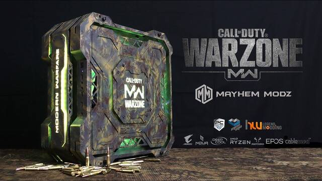 El PC Modding de los viernes: Call of Duty: Warzone