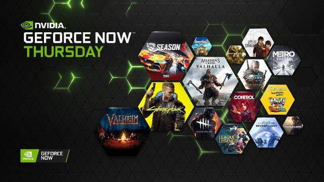 GeForce Now añade 13 juegos a su biblioteca para superar los 1000 títulos compatibles